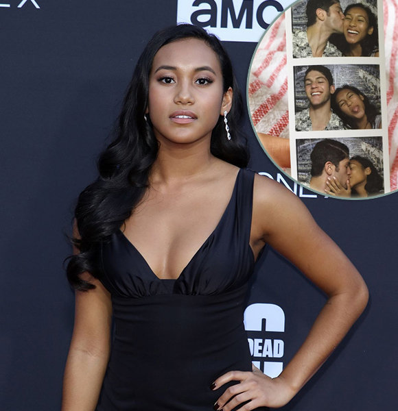 Sydney Park of Mixed Ethnicity Shares Dating Concern at Young Age