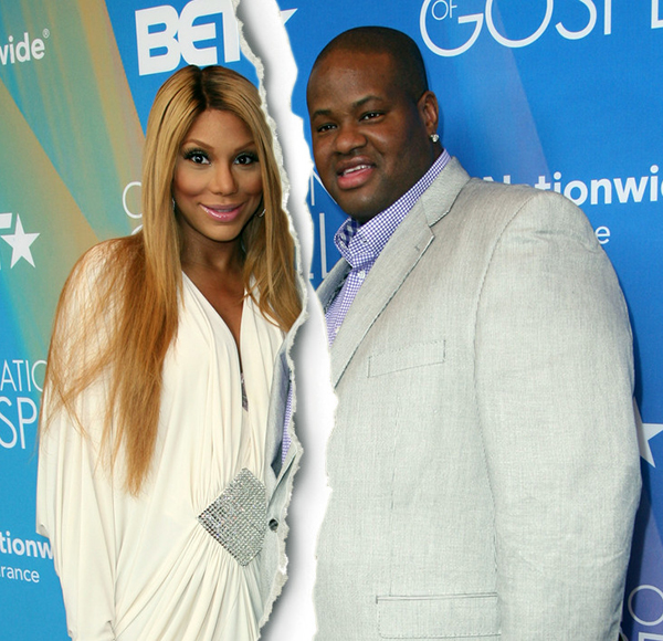 Tamar Braxton and Vincent Herbert Are Getting Divorced! The Reason their Split is Unbelievable