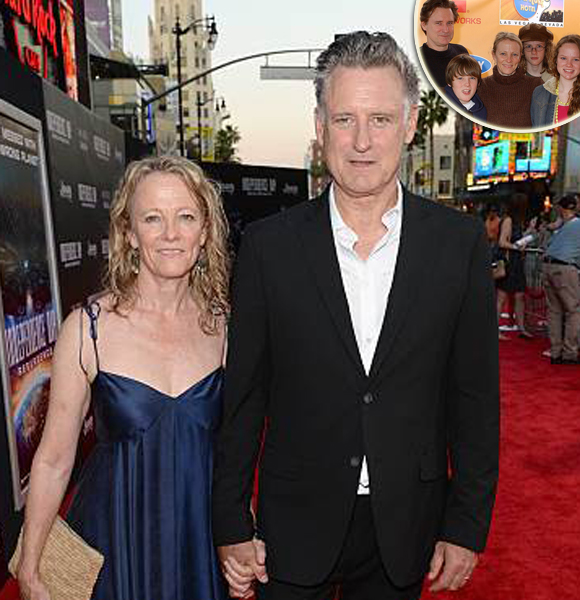 Bill Pullman Keeps it Strong With Wife and Children! A Man ...