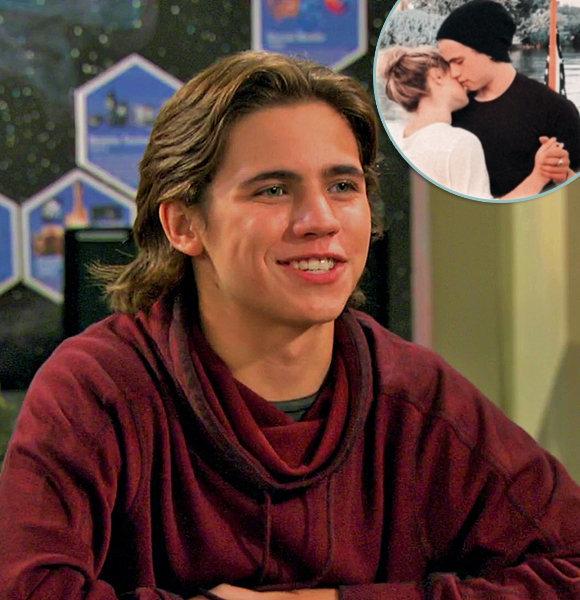 Tanner Buchanan Cozies Up With GIrlfriend! Dating Affair On Fleek
