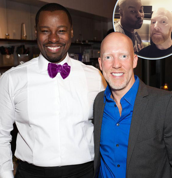 A Look At Ted Gibson's Married Life With Gay Partner! Along With A Bio With Age and Other Facts