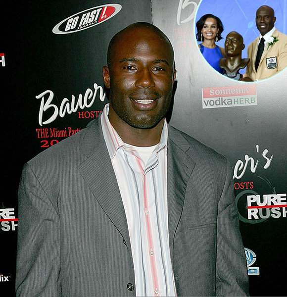 Terrell Davis Got Divorce Papers From Wife; Worked It Out Or Agreed To Let Go?