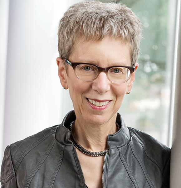 Terry Gross Is Not A Lesbian! Just A Young-By-Heart Personality With A Lowkey Husband Who Likes To Talk About Stuff
