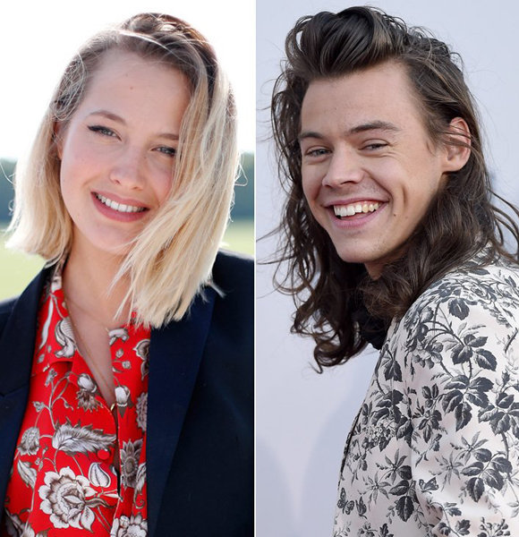 Tess Ward Has A Boyfriend; Dating Rumor With Harry Styles Turned True