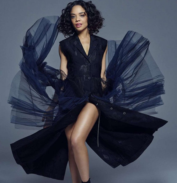 Tessa Thompson Dating Discreetly Or Too Busy To Have A Boyfriend Because Of Multiple Career?