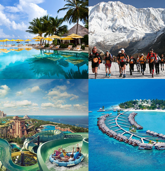 The Best Holiday Places That Exist: Summer And Winter Getaway!