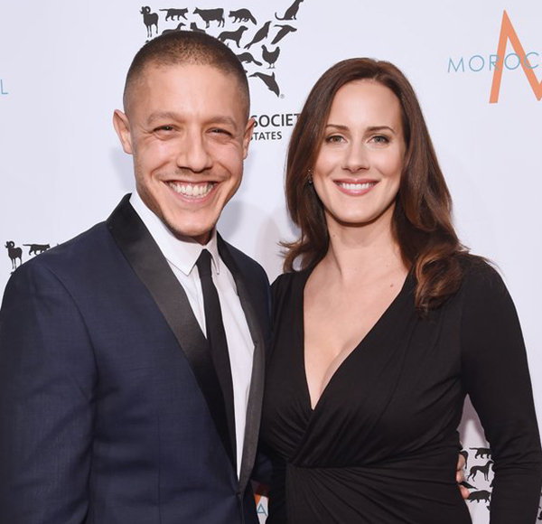 Theo Rossi Eternally Together With Wife! Flaunts Married Life