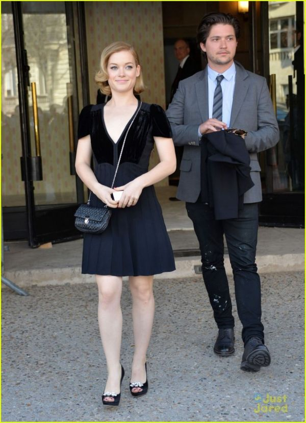 Jane Levy and Thomas McDonell Photos, News and Videos ... |Thomas Mcdonell And Phoebe Tonkin