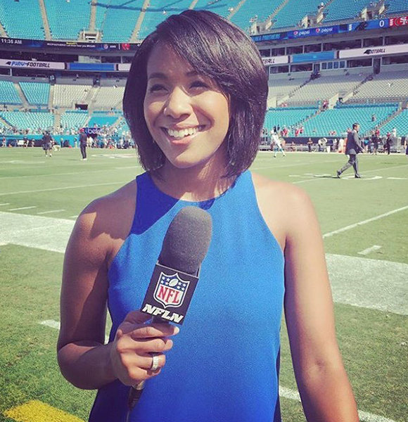 Is Tiffany Blackmon Married? Or Is She Just Busy Reporting Rather Than Having Dating Affair?