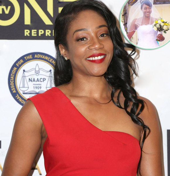 Tiffany Haddish Was Once Married And Had A Husband But What About Now? Seeks Prayers For Sick Father