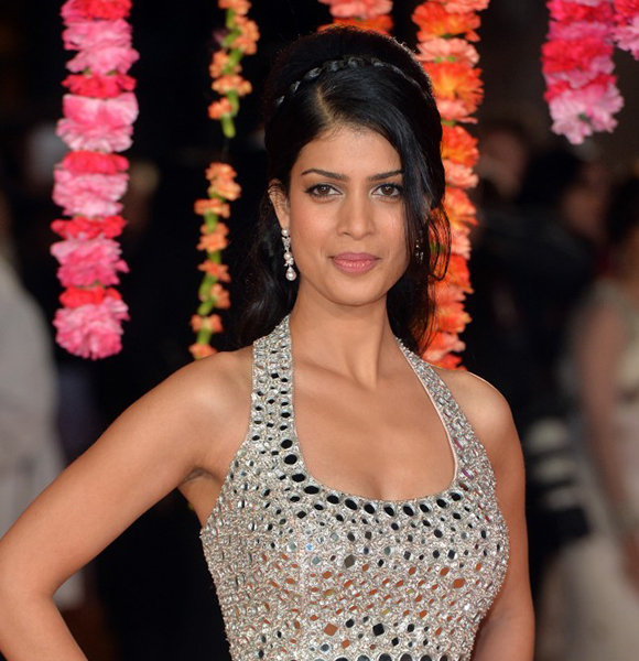 Tina Desai Drops Thoughts on Getting Married and Having a Stranger Husband!