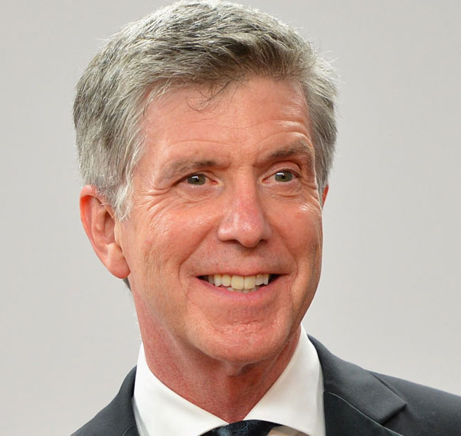 Who is tom bergeron married to