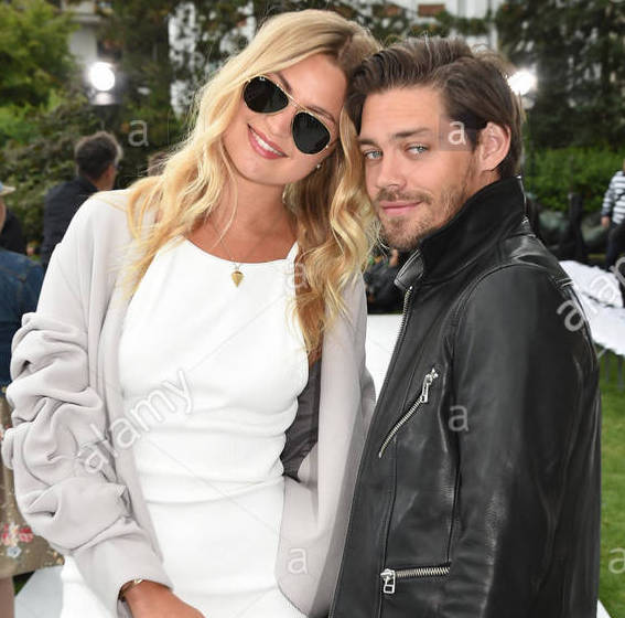 Is Tom Payne A Gay Man? Has Past Dating Affairs Or Current Relationships With Girlfriend To Fence The Rumors?