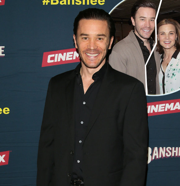 Did Tom Pelphrey Get Married To His Girlfriend Who Spent Family Time With Him?