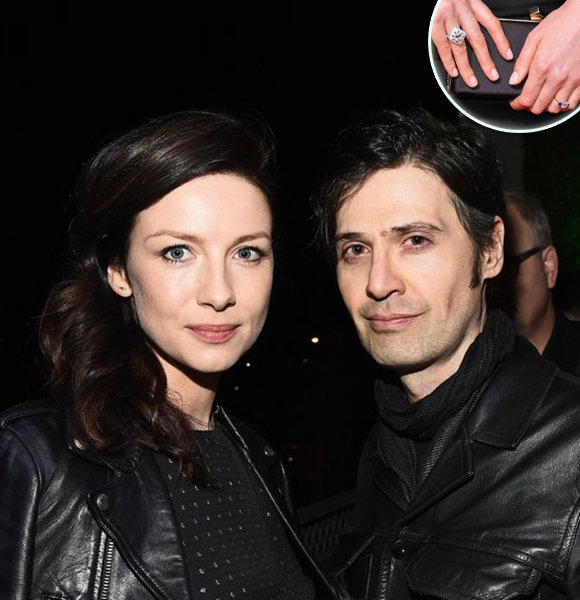 Tony McGill Bio: Everything About the Man Married to Caitriona Balfe