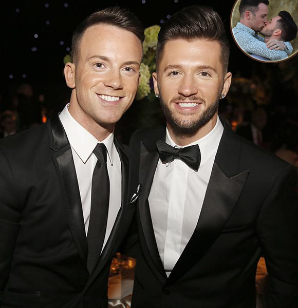 Travis Wall Is One Step Closer to Getting Married! A Gay Romance That's Too Good To Be True