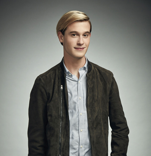 Openly Gay Tyler Henry Is Not Stable With Boyfriend! Teaches How To Pick Out Real And Fake Psychics But What About Him?