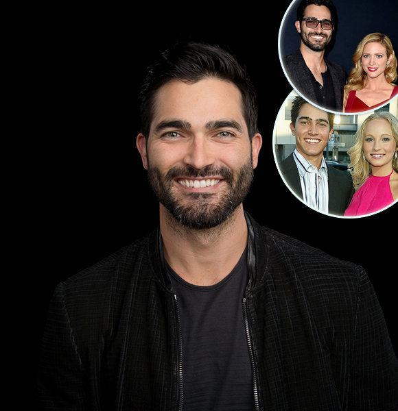 Tyler Hoechlin is Not Gay! His List of Girlfriend and Dating Affairs Proves It