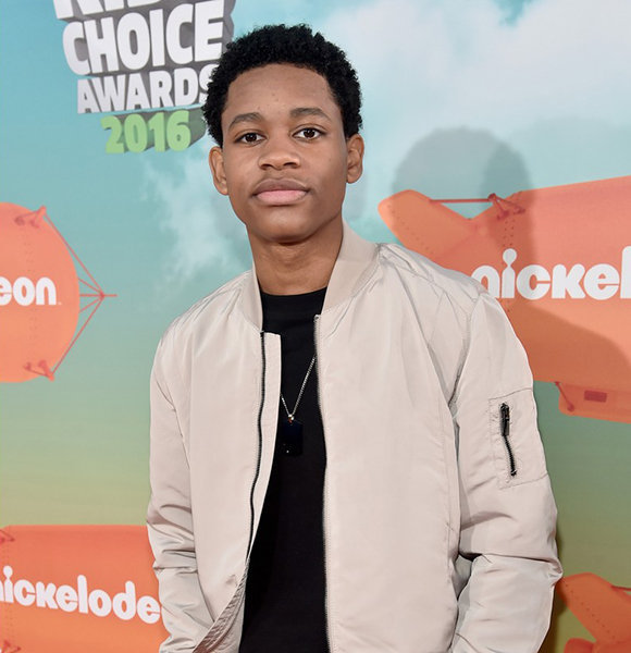 Tyrel Jackson Williams Too Busy to be Dating and Have a Girlfriend! What's the Catch?