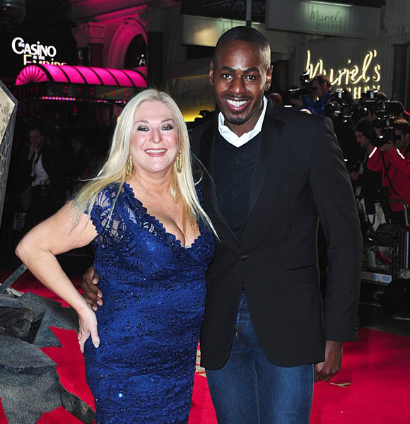 Vanessa Feltz Proves Age is Just A Number With Partner! Has Some Wedding Plans?