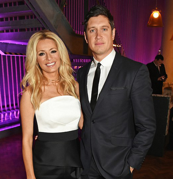 Vernon Kay Managed Somehow To Save Relationship With Wife! Stood Past The Affair And Are Happy Now