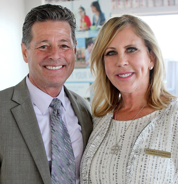 Vicki Gunvalson Says She Would Not Divorce Husband On A Second Chance! But Is Dating Now Happily