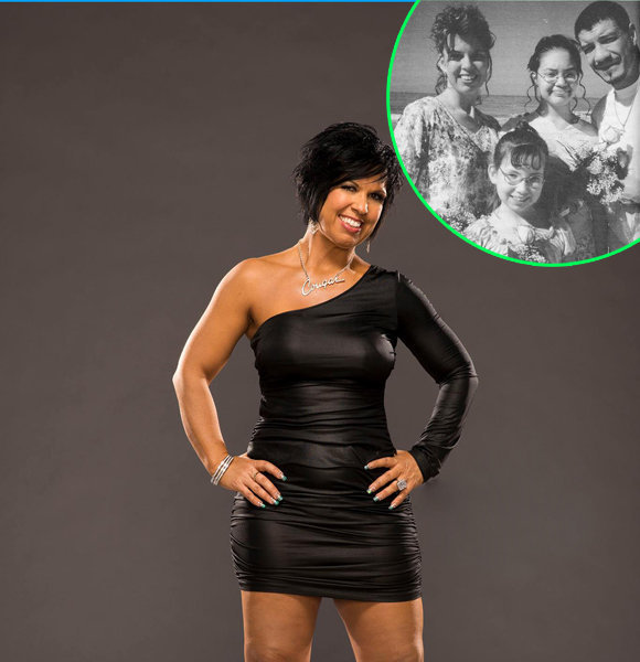 Vickie Guerrero Moves On From Father Of Her Daughters; Turns Boyfriend Into Husband After Years Of Divorced
