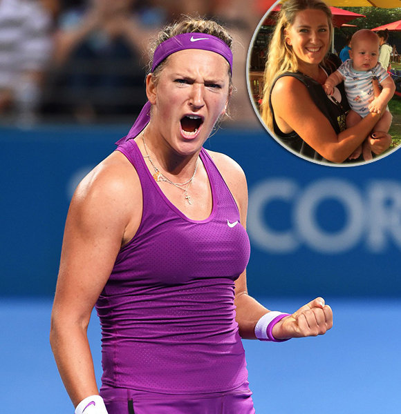 Victoria Azarenka Fights With Boyfriend For Son! Has A Rough Patch Between Career And Baby