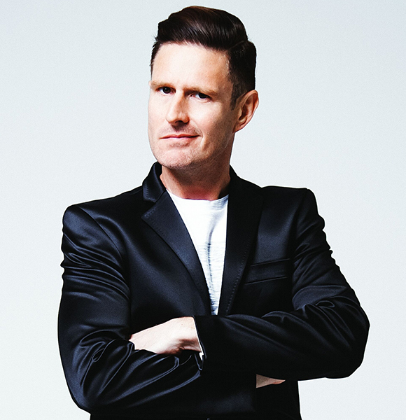 Wil Anderson Isn't Gay! A Comedian Who Was Once Devastatingly Sad Over Ex-Girlfriend!