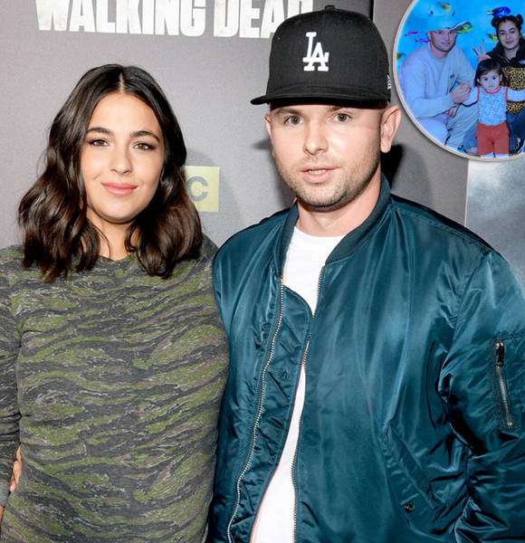 Witness Brick Stowell Wicked Life With Girlfriend Alanna Masterson And Their Child!