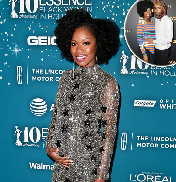 Baby In  The Crib! Xosha Roquemore And Boyfriend Welcome Their First Child Together
