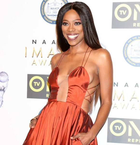 Yvonne Orji Reveals She's Been Dating; Keeping Something Till She Gets Married With Husband