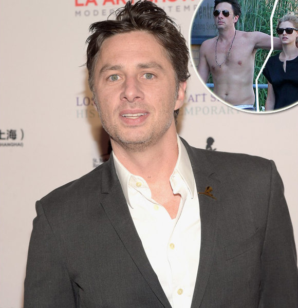 Zach Braff Not Ready To Get Married Even After Dating And Romance With Number Of Girlfriends?