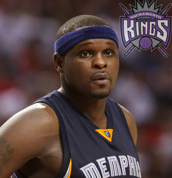 396490f5eca Zach Randolph Retired From Grizzlies! Agrees To Two-Year Contract and  Massive Salary With Sacremento Kings