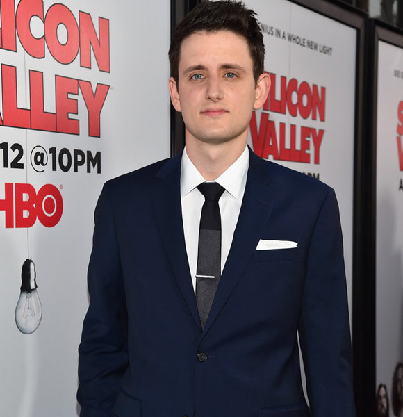 A Little More About Zach Woods That Might Just Include His Affairs With Girlfriend!