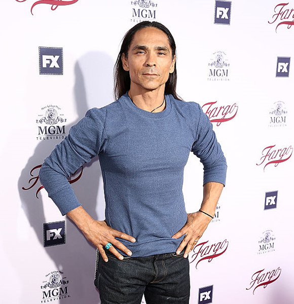 Is Zahn McClarnon Married? Details On Wife, Children, Family