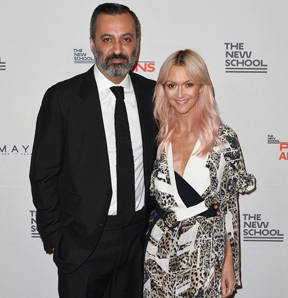Zanna Roberts Rassi Bio: Inside her Married Life with Husband and Their Dinky Family