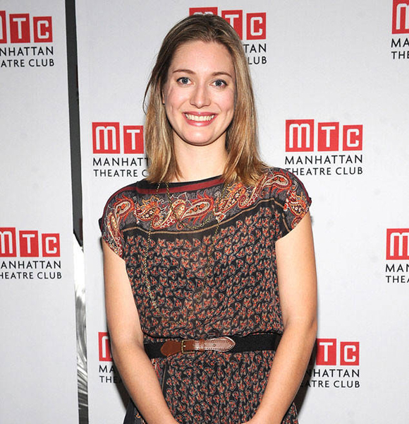 Daughter Of Famous Parents Zoe Perry Is Hiding Her Age A