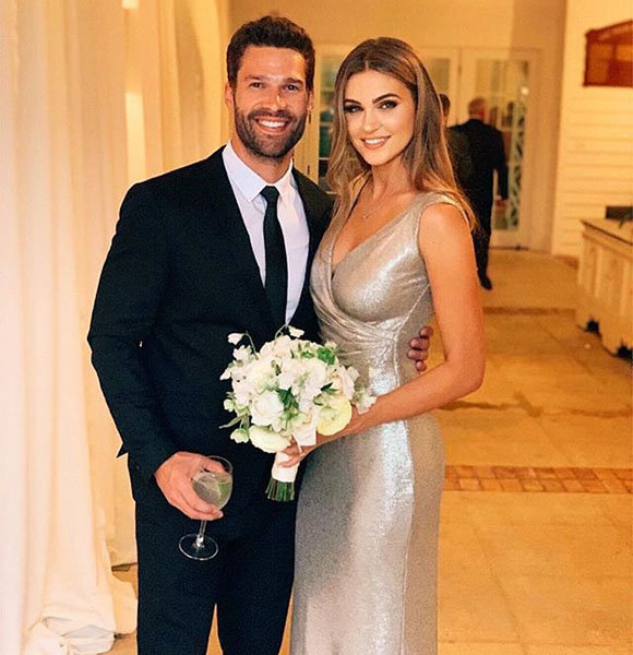 Inside Aaron O'Connell Relationship With Wife Natalie Pack
