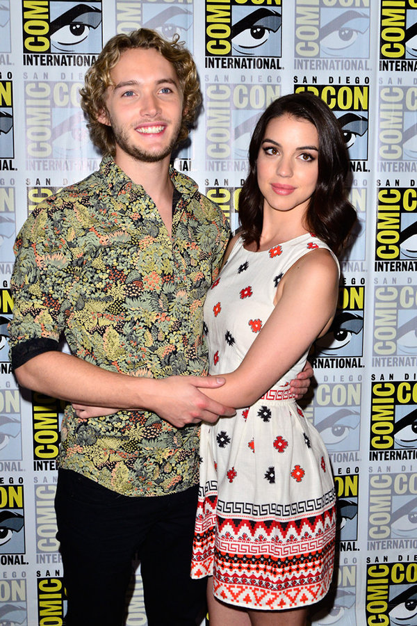 Adelaide Kane s Dating history