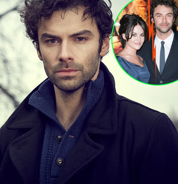 Aiden Turner Has A Wife Now After Failing To Get Married With Former Girlfriend?