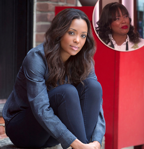 Sobbing Aisha Tyler Leaves 'The Talk' Just A Month After Divorce With Husband!