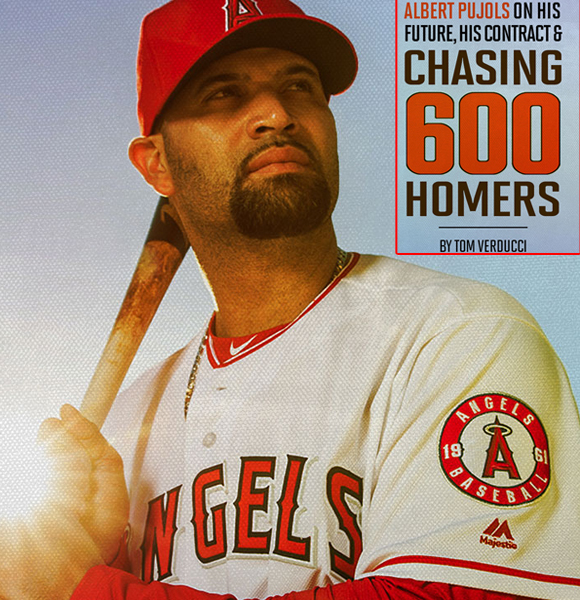 Albert Pujols Strengthening His Contract Duration And Career Stats; Gets A Step Close To 600th Career Homerun