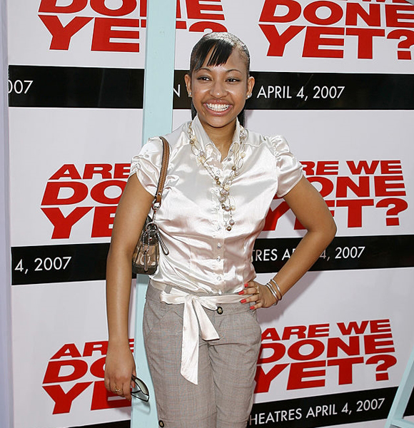 Aleisha Allen Keeps Parents A Secret But Flaunts Their Married Life; Taking Break From Dating Now To Enhance On Career?