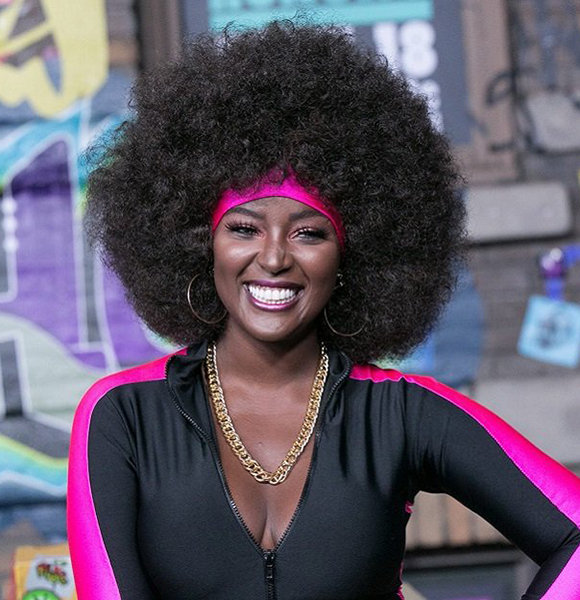 New Hair, Who Dis? Amara La Negra Sheds Afro For New Photo