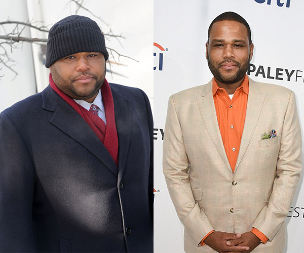 Anthony Anderson Achieved Two Things; His Weight Loss And ...