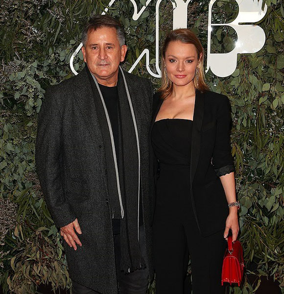 Actor Anthony LaPaglia Past Affair To Recent Married Life