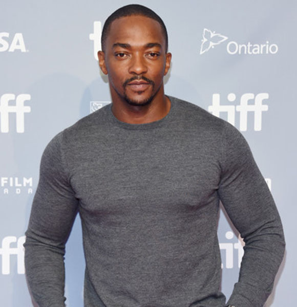 Anthony Mackie Married Status, Wife, Kids & Family Details