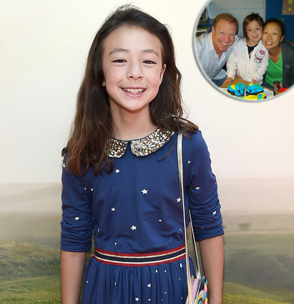 Five Facts About Aubrey Anderson-Emmons: Modern Family Star's Real-Life Parents, Ethnicity And Much More