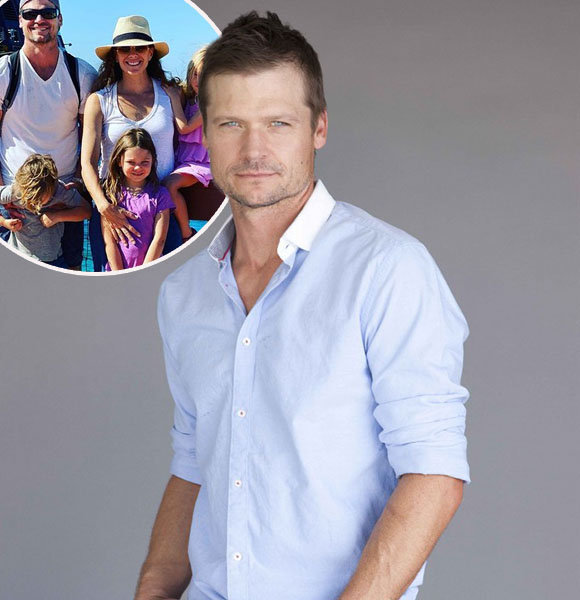 'S.W.A.T.' Actor Bailey Chase Wife, Married, Family